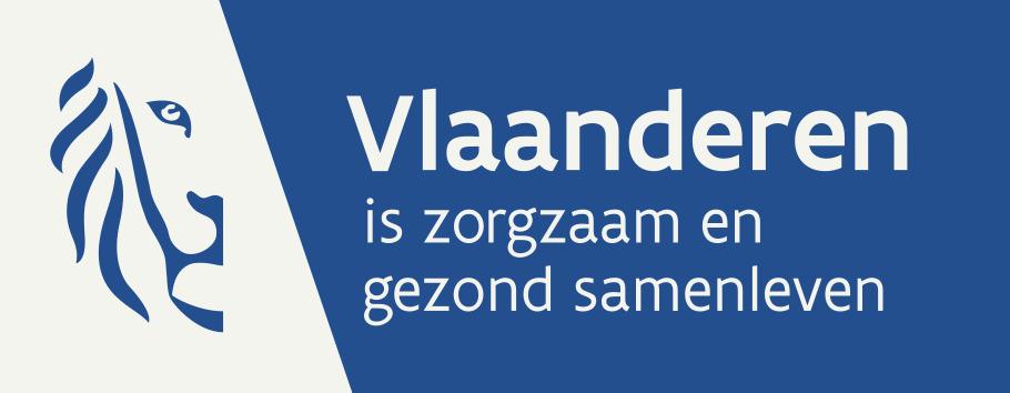 Logo Vlaanderen is zorg